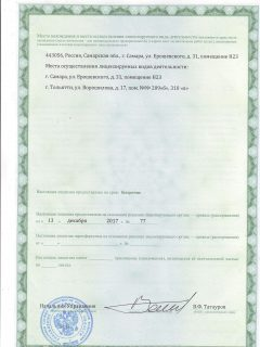 Лицензия ФСБ стр.2